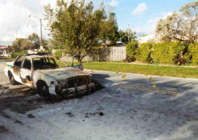 burnt-police-car